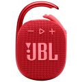 Колонка JBL CLIP 4, красный