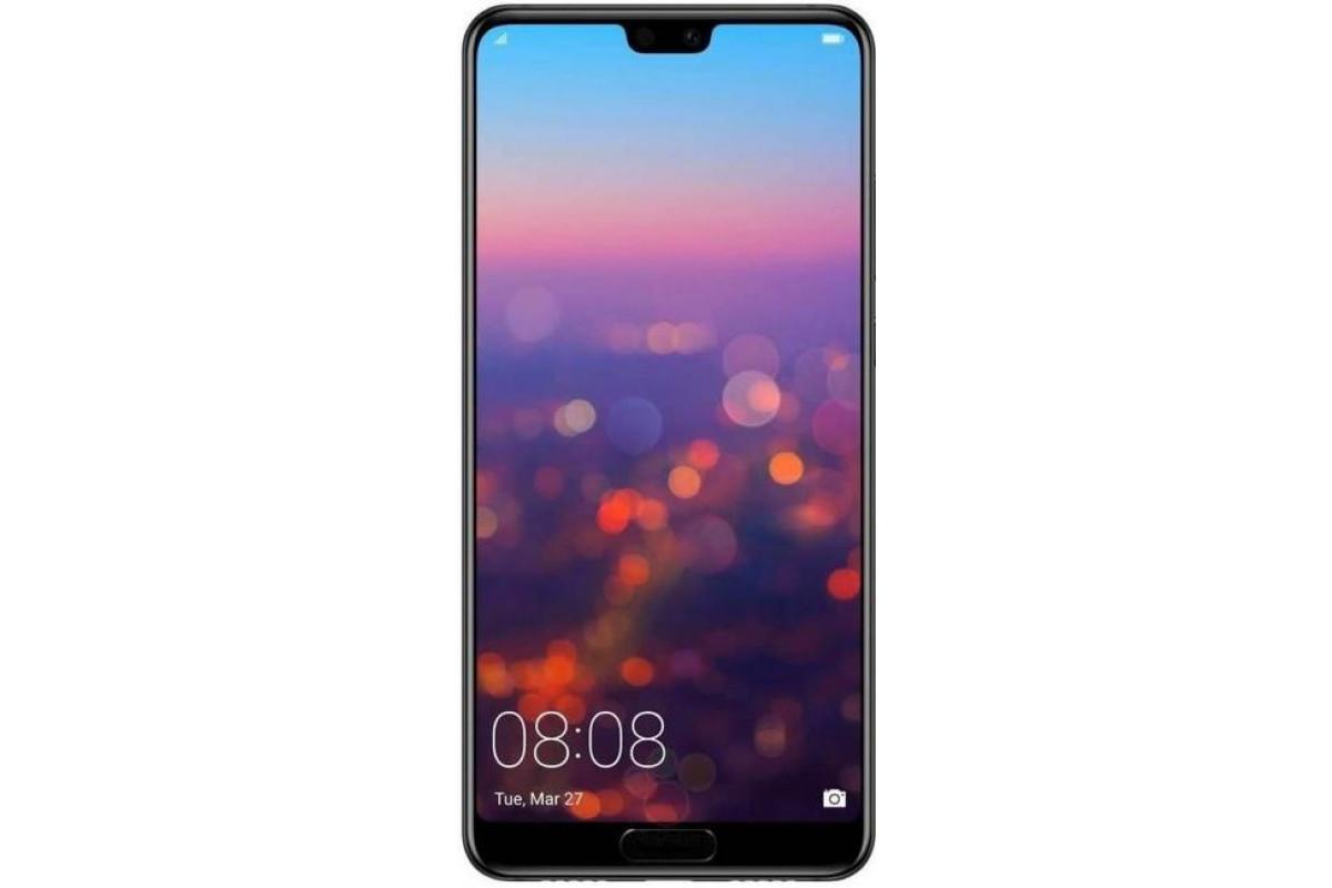 Смартфон Huawei P20 4/128 GB Black EML-L29