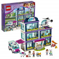 Lego Friends Клиника Хартлейк-Сити конструктор 41318