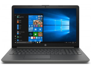 "Ноутбук HP 15-da0197ur <4AZ43EA> i3-7020U (2.3)/4Gb/1Tb+16Gb Optane/15.6""FHD AG/NV GeForce MX110 2GB/No ODD/Cam HD/Win10 (серый)"