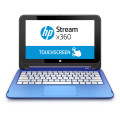 "Ноутбук 11.6"" HP Stream 11x360 11-p055ur (TouchScreen|Celeron N2840|2Gb|32Gb SSD|3G|W8.1) Blue"