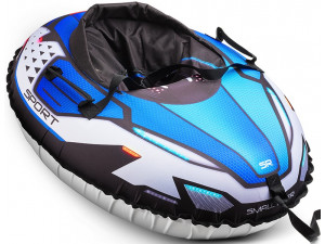 Small Rider Asteroid Sport - надувные санки-тюбинг, синий