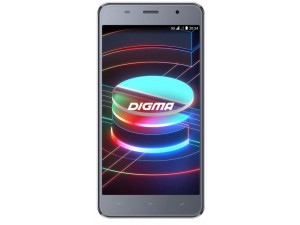 Смартфон Digma X1 Pro 3G Linx 16Gb 2Gb Серый