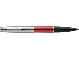 Ручка-роллер Waterman Embleme - Red CT, F