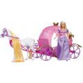 Штеффи Кукла и ее сказочная карета