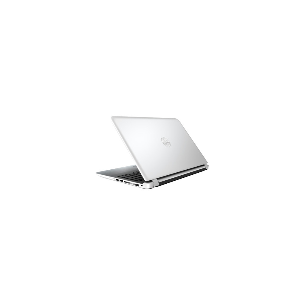 """Ноутбук 15.6"""" HP Pavilion 15-ab059ur (AMD A8-7410 4Gb 500Gb DVD-RW AMD M360 2Gb W8.1) White"""