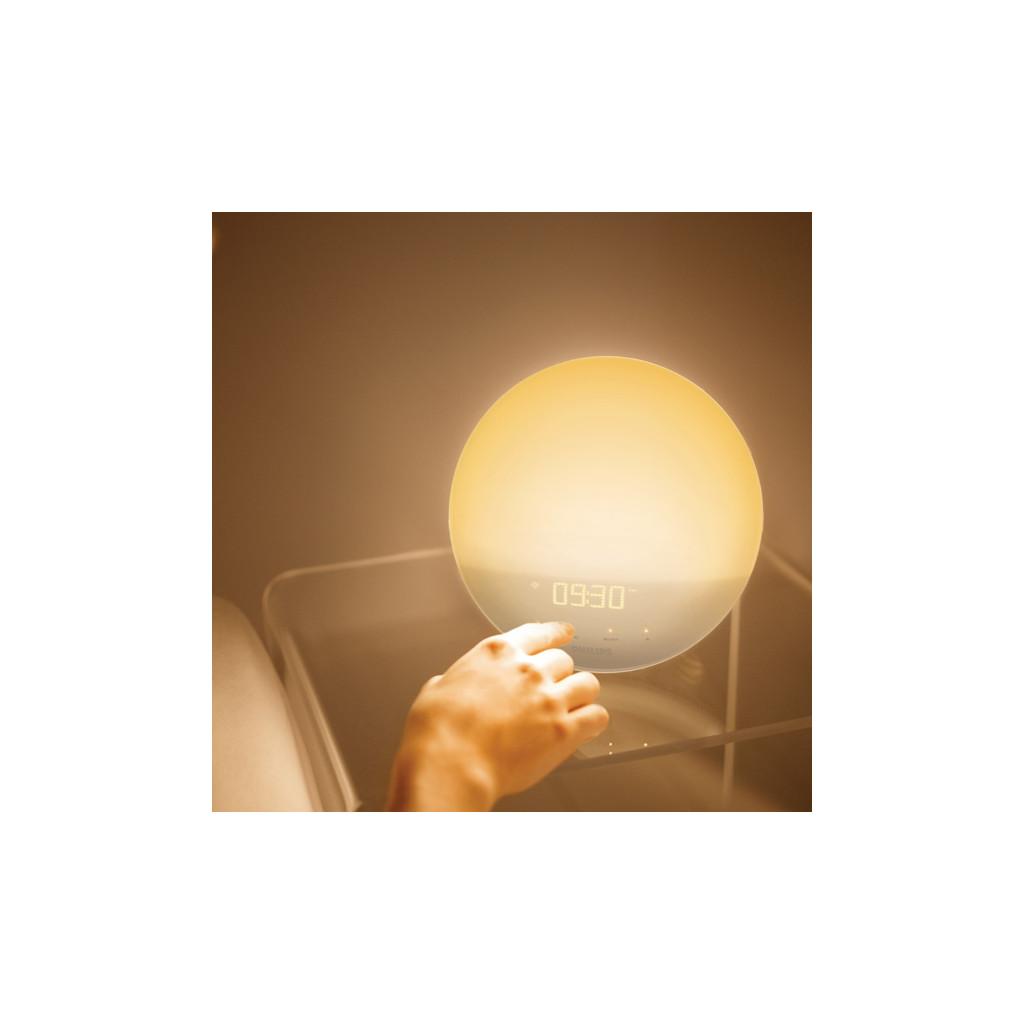 Световой будильник Philips HF3520 Wake-up Light