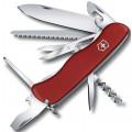 Нож Victorinox Outrider, 111 мм, 14 функций, красный 0.8513