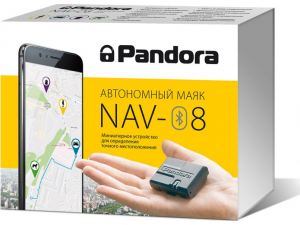 GPS-приемник Pandora NAV - 08
