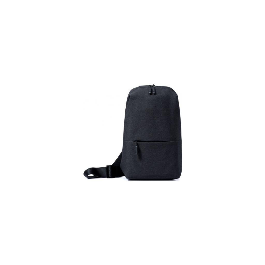 Рюкзак Xiaomi многофункциональный черный 32x17,5x8см 4л