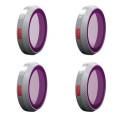 Набор Фильтров PGYtech для DJI Mavic 2 Zoom (ND8,16,32,64) Professional