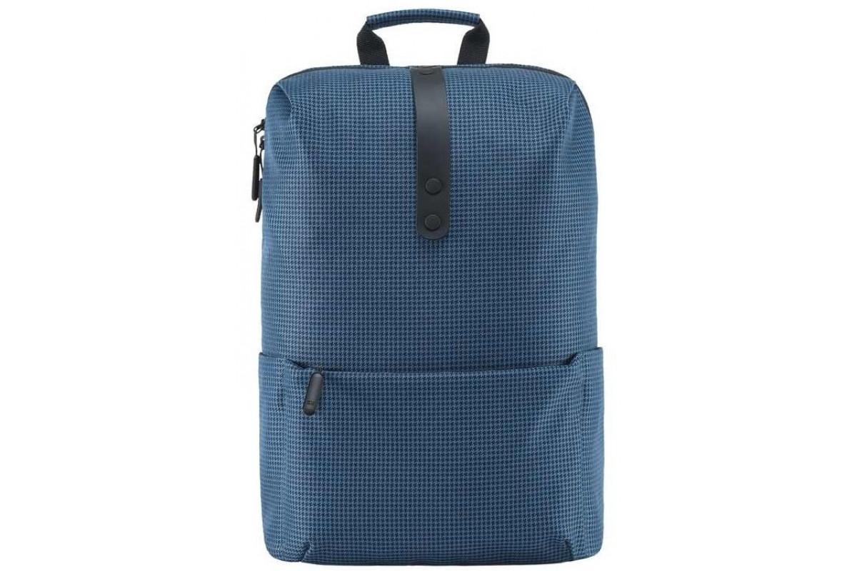 "Рюкзак Xiaomi College Style Backpack Polyester Leisure Bag для ноутбуков до 15"" синий"