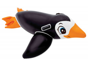 Intex Игрушка для катания по воде Пингвин 56558