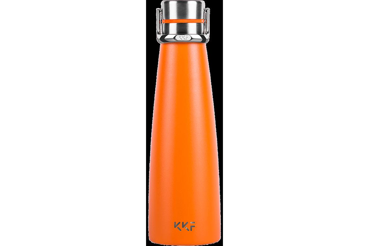 Xiaomi Kiss Kiss Fish KKF Умный термос Insulation Cup оранжевый
