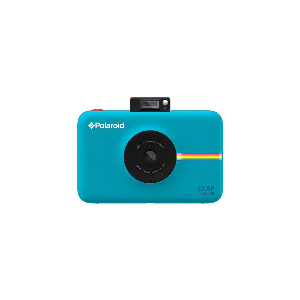 Моментальная фотокамера Polaroid Snap Touch, синяя