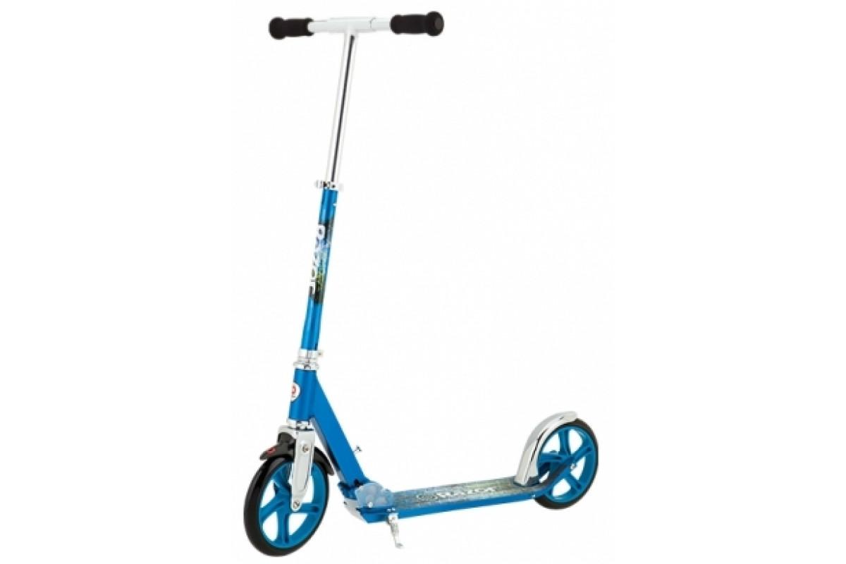 Razor A5 Lux Scooter самокат, синий