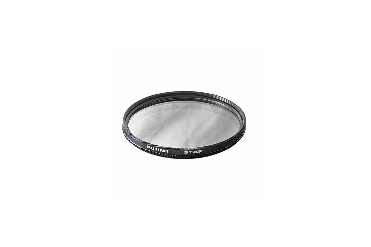 Звездный фильтр Fujimi Rotate Star 8 - 72mm