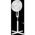 Вентилятор напольный Scarlett SC-SF111RC08 45Вт скоростей:3 ПДУ белый
