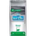 Корм для кошек при проблемах с почками Farmina VetLife RENAL, 5 кг