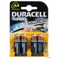 Duracell LR6-4BL TURBO NEW