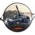 Ледянка World Of Tanks круглая, 52 см