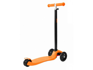 Y-Scoo RT Maxi Simple A20 - детский самокат-кикборд оранжевый