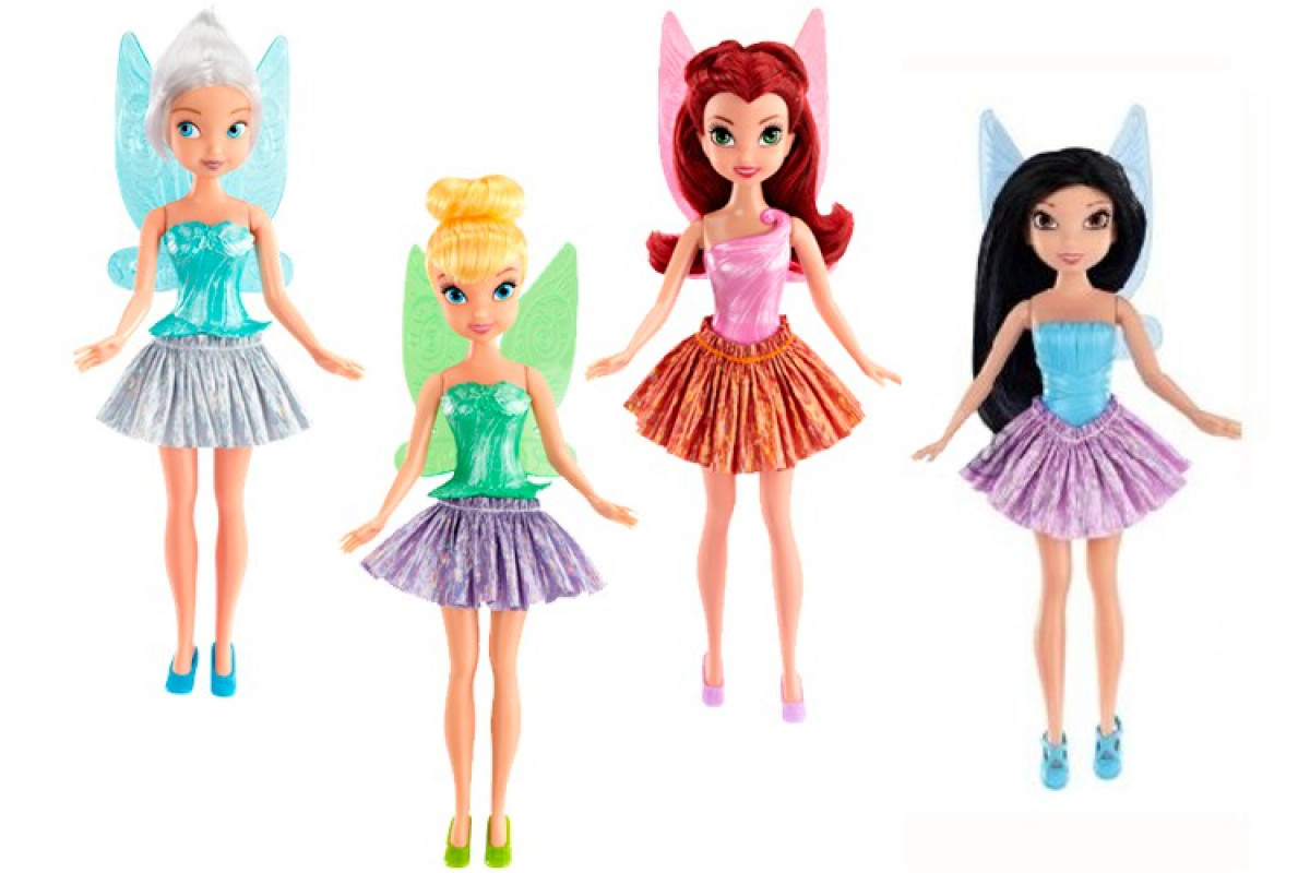 Disney Fairies Дисней Фея Кукла 23 см
