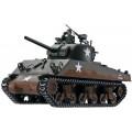 Радиоуправляемый танк Torro Sherman M4A3, 1/16 (TR1112400760)