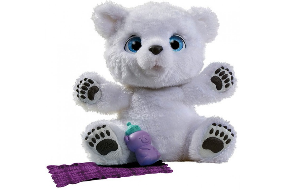 Furreal Friends Полярный Медвежонок Hasbro B9073