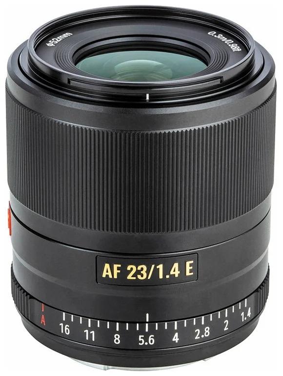 Объектив Viltrox AF 23mm f/1.4 Sony E