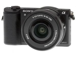 Фотоаппарат Sony Alpha A5100 Kit 16-50 f/3.5-5.6 OSS black