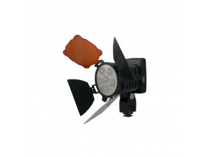 Накамерный свет со шторками Fujimi FJLED-5010