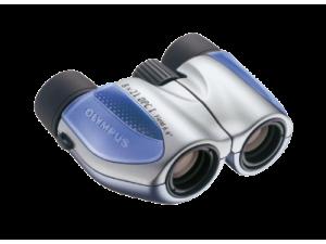 Бинокль Olympus 8x21 DPC I Steel-Blue (синий)