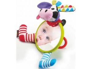 Yookidoo Игрушка-зеркальце Коровка