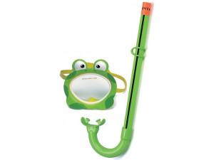 Intex Набор для подводного плавания PLAY Froggy Fun (маска, трубка) 55940