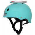 Шлем с фломастерами Wipeout Teal Blue (M 5+) бирюзовый