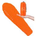 Коврик надувной туристический RoadLike Camping Оранжевый
