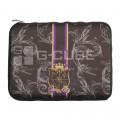"Чехол для ноутбука 15.4"" GCube GNR-15RG, рисунок ""Royal Glam"", серия ""Royal Club"""