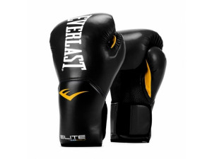 Перчатки боксёрские EVERLAST Pro Style Elite 2314Е-Черный 14 унций