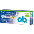 Тампоны o.b. ProComfort Night Super+Comfort 16 шт.