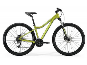"Велосипед Merida Juliet 7.40-D GlossyOlive (Green) 2019 M(17"")(76073)"