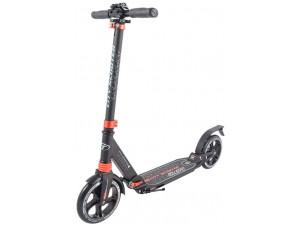 Tech Team City - самокат scooter черно-оранжевый 2019