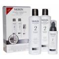 Nioxin набор система 2 xxl-формат 300+300+100 мл