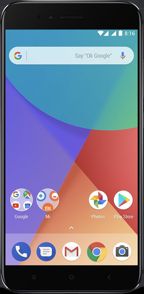 Смартфон Xiaomi Mi A1 32Gb Black (Черный) EU