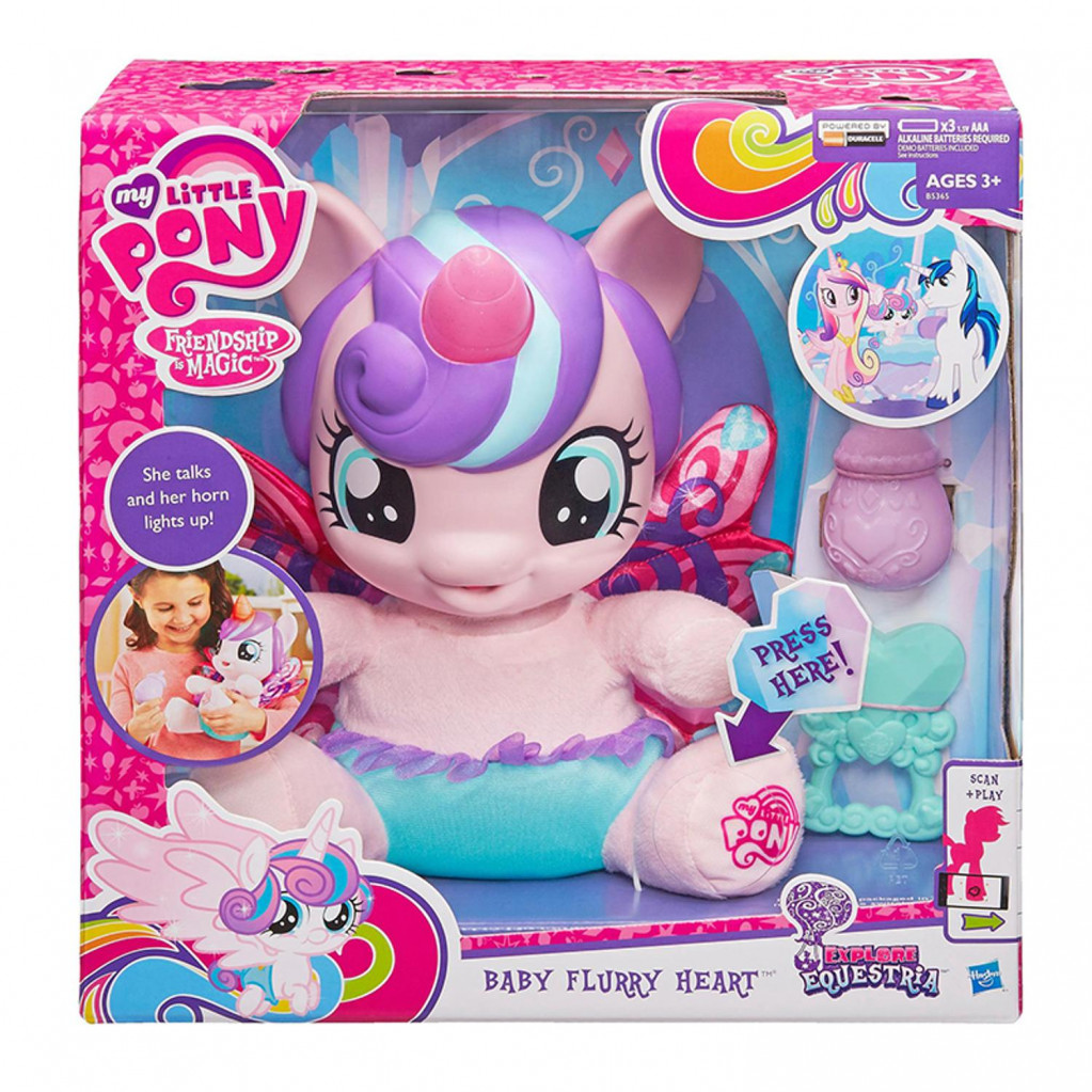 My Little Pony Малышка Пони-принцесса Hasbro