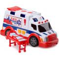 Dickie Машина скорой помощи, свободный ход