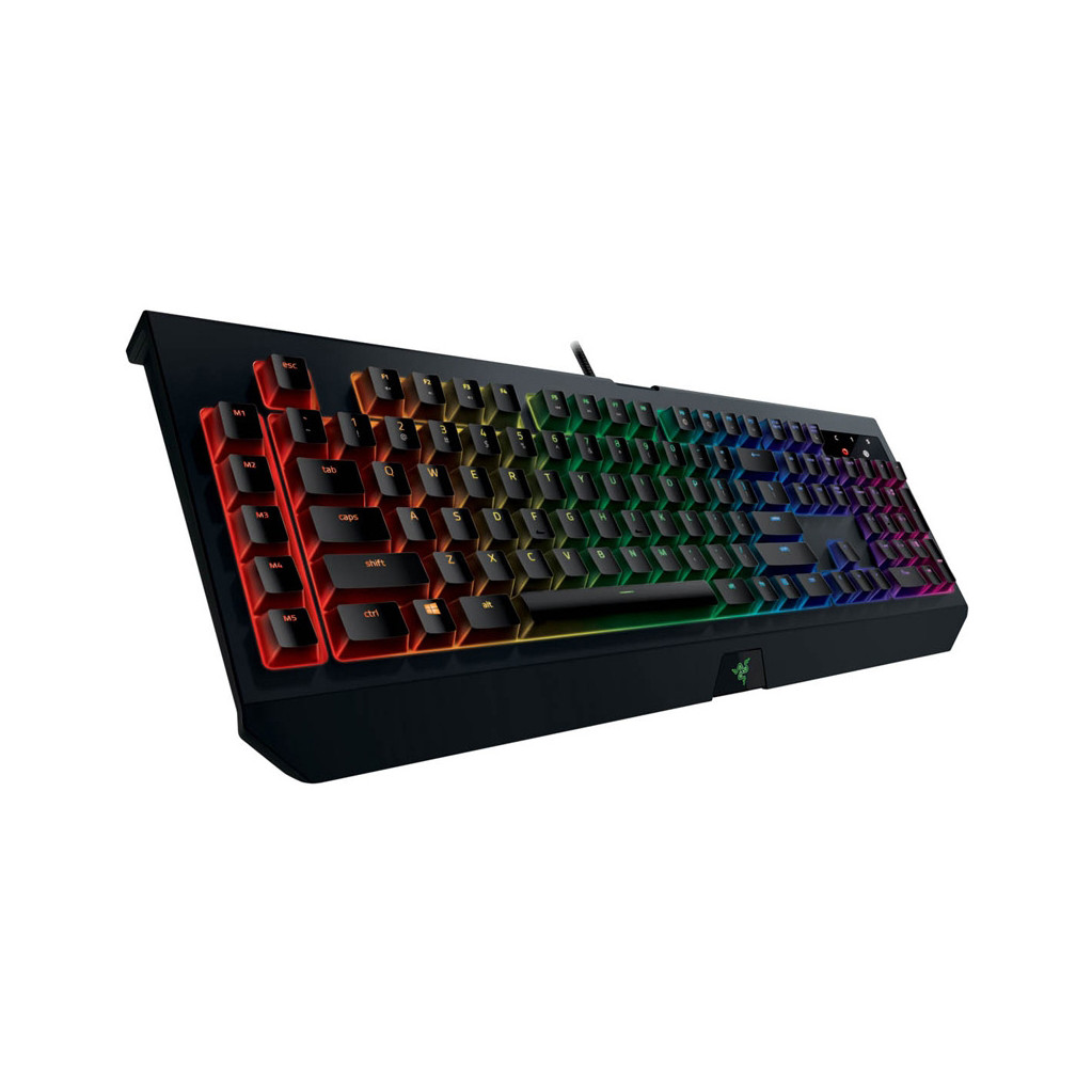 Клавиатура механическая Razer BlackWidow Chroma V2 (Yellow Switch), RZ03-02032300-R3M1