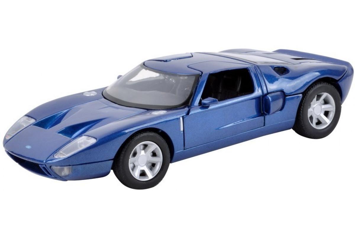 Motormax Ford GT Concept - машинка колекционная 1:24