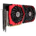 Видеокарта MSI GeForce GTX 1050 Ti 1379Mhz PCI-E 3.0 4096Mb 7108Mhz 128 bit DVI HDMI HDCP GAMING X