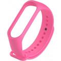 Ремешок силиконовый для Mi Band 4, розовый